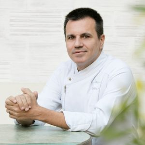 Chef Oriol Castro Forns